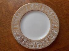 """Wedgwood Gold Florentine bone china 6"""" bread plate W4219"""