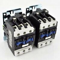 TELEMECANIQUE LC2-D40 AC Contactor LC2D40 LC2D4011-G7 120V Coil 3 Phase 3 Pole 4