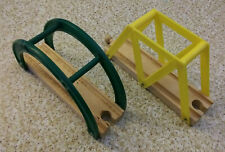 Lot of 2 Brio / Thomas Train / Melissa & Doug Compatible Bridges