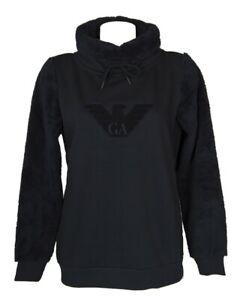 Sweatshirt fleece woman sweater loungewear EMPORIO ARMANI item 164373 0A256