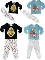 Harry Potter Peter Rabbit Nightwear Pyjama Set 5-8 Years