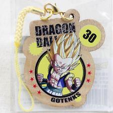 Dragon Ball Z Gotenks Wooden Mascot Charm Strap JAPAN ANIME MANGA