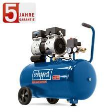 Scheppach HC50Si Silent Ölfrei Kompressor Druckluft Flüster Leise Doppelzylinder