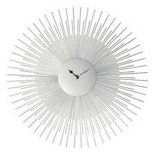 Starburst Wall Clock - NEW OTHER