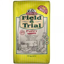 2 x 15 kg Skinners Champ et Procès Puppy Complet Nourriture pour chien Seulement £ 29.75 chacun!
