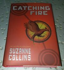 Catching Fire by Suzanne Collins 2009 Hardcover NEW UNREAD