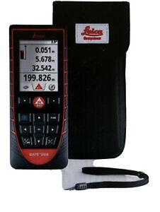 Leica Laserentfernungsmesser DISTO™ D510 0,05 - 200 m ± 1 mm IP 65