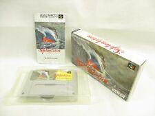 SEPTENTRION Item REF/bcb Super Famicom Nintendo Import Japan Video Game sf