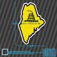 Virginia State Outline Vinyl Decal Sticker Die Cut VA shape track map