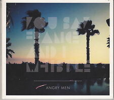 You Say France & I Whistle CD Angry Men - Digipak - Europe (EX+/M)