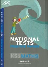 New, KS3 Maths: Level 6-8 (SATs/National Tests Practice Paper Folders): Level 6-
