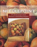 Elian McCready's Needlepoint by McCready, Elian Hardback Book The Fast Free