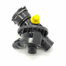 Engine Coolant Thermostat for 12-19 BMW 335i 435i M2 M235i M240i X5 X6 2.0L 3.0L