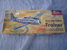 AA074 MONOGRAM T-28 TRAINER U.S. AIR FORCE REF 85-0030 1/48 BON ETAT