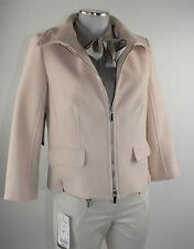 Apriori Giacca 38 outdoor rosa Blazer Poliestere Viscosa nuovo con etichetta