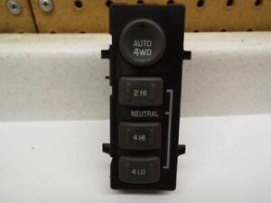 2000 SIERRA150 Dash/Interior/Seat Switch 112965