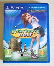 Everybody's Golf - PSVITA PAL ITA (PS VITA - PSV))
