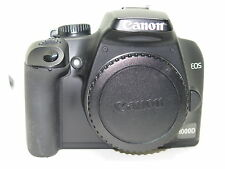 Canon Eos 1000D/Rebel XS 10.1MP Digital SLR-Negra (solo Cuerpo) +16gb