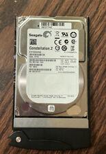 "Seagate ST91000640NS 1TB 7.2K 6Gb/s 64MB Cache SATA III 2.5"" Hard Drive"