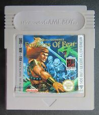 ★☆☆ Gameboy Classic - Wizzards & Warriors X - Fortress of Fear ☆☆★