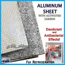 Refrigerator Aluminum Carbon Sheet Cabinet Pad Mat Waterproof Drawer Kitchen
