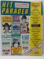 Hit Parader Magazine Back Issue December 1966 The Beatles The Beach Boys GD