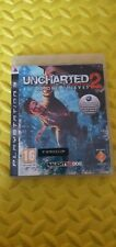 Uncharted 2 among Thieves PS3 (cubierta francés)