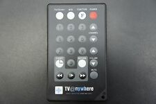 MSI TV @nywhere REMOTE CONTROL
