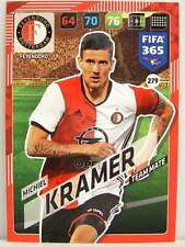 Panini Adrenalyn XL FIFA 365 2018 - #279 Michiel Kramer - Feyenoord Rotterdam