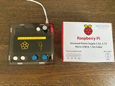 Monome Norns Shield Raspberry Pi music computer 16gb SD card and PSU