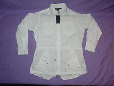 RALPH LAUREN GOLF Polo Women's Long Sleeve Shirt Sun Size 8 NWT NEW!!