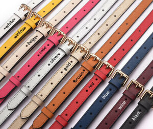 12/15/18/25mm Real Leather Saffiano Crossbody Strap Replacement Top Quality
