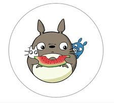 Alideco Totoro cute kawaii kitsch washi sticky masking deco tape