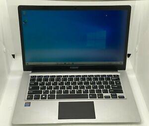 """Fusion 5 T90B+ Pro Lapbook 14.1"""" - 4GB RAM - Intel Atom - 64GB HDD - Win 10"""