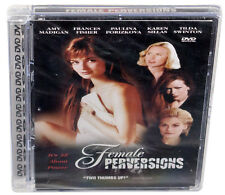 Female Perversions ⚫ (DVD) (Sealed) ⚫ Platinum Disc R-Rated Release from 2001