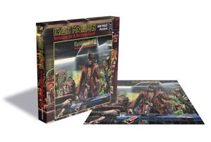 STRANGER IN A STRANGE LAND (500 PIECE JIGSAW PUZZLE) by IRON MAIDEN Puzzle