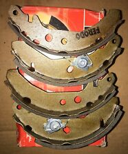 New Ford Fiesta 1.1 1.4 1.8 1989 Onwards Rear Brake Shoes