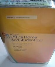 ms office 2007 home student