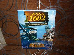 Anno 1602 - Japanese Big Box Edition PC