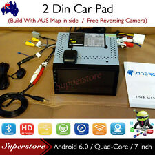 """7"""" Android 8.0 4-Core Non-DVD Car Pad GPS For 2 Din Car DVD GPS Universal Model"""