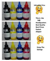Top Quality sublimation  Ink for any Epson hp brother canon sub printers 1200 ml