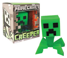 "Minecraft CREEPER 6"" Vinyl Figure Diamond Ore by Jinx,"