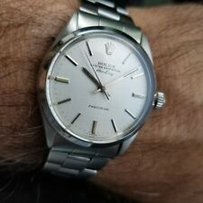 ROLEX AIR KING OYSTER PERPETUAL REF 5500 ...MINT, SERVICED, BOX