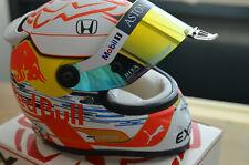 F1 Max Verstappen helmet 1,2 New L.E. 2000 PS.