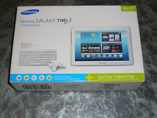 Samsung Galaxy Tab 2 Bundle 10.1in 16GB Tablet Bluetooth Keyboard & Desktop Dock