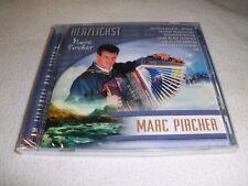Marc Pircher - Herzlichst  CD - OVP