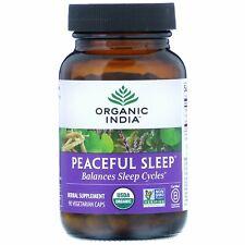 Peaceful Sleep, 90 Vegetarian Caps