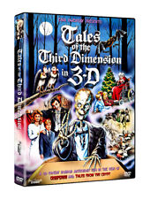 Tales of the Third Dimension (1984) Anthology, Tales from the Crypt style DVD!