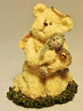 Boyds Bears & Friends: Fuzzihugs - Style 24150 - Li'l Wings - Angel Bears
