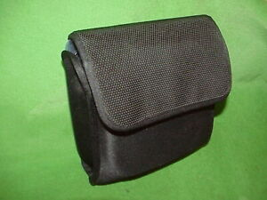 Koozie INSULATED BAG Snack Lunch Box w/Belt Holder Travel/Hiking/Camping/Office